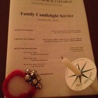 12/24/2012にLexがAll Souls Church Unitarianで撮った写真