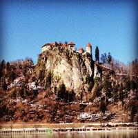 Foto scattata a Blejski Grad | Bled Castle da Ana Carla C. il 3/1/2013