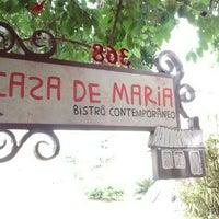 Das Foto wurde bei Casa de Maria von Lucimara d. am 4/29/2016 aufgenommen