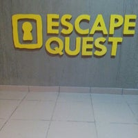 Foto scattata a Escape Quest da Antonina T. il 6/12/2015