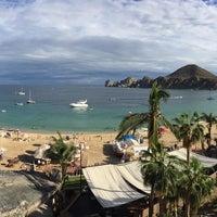 Foto tirada no(a) Cabo Villas Beach Resort & Spa por Shaun G. em 1/31/2015