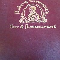 Снимок сделан в Robert Emmet's Restaurant пользователем Rob L. 3/22/2013