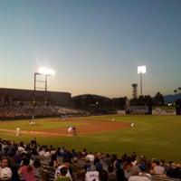 4/28/2013 tarihinde Mary P.ziyaretçi tarafından Cashman Field'de çekilen fotoğraf