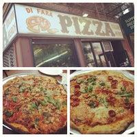 Das Foto wurde bei Di Fara Pizza von Sal E. am 7/5/2013 aufgenommen