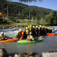 Foto scattata a Extreme Waves Rafting da Extreme Waves Rafting il 4/20/2014