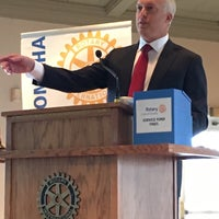 Foto tirada no(a) The Rotary Club of Omaha Meetings por Todd M. em 4/6/2016