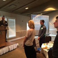Foto scattata a The Rotary Club of Omaha Meetings da Todd M. il 7/8/2015