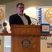 Foto tirada no(a) The Rotary Club of Omaha Meetings por Todd M. em 5/25/2016