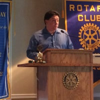 Foto scattata a The Rotary Club of Omaha Meetings da Todd M. il 5/13/2015