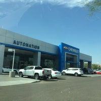 Autonation Chevrolet Gilbert Auto Dealership