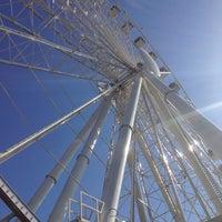 Das Foto wurde bei The Seattle Great Wheel von Dylan B. am 7/5/2013 aufgenommen
