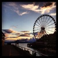 Das Foto wurde bei The Seattle Great Wheel von Soo Min P. am 6/19/2013 aufgenommen