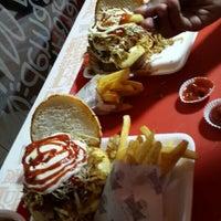 Juanchi's - Burger-Imbiss in Caracas