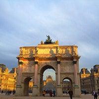 Foto tirada no(a) Arco do Triunfo do Carrossel por aneel . em 11/18/2012