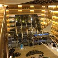 Foto tomada en Hilton Buenos Aires por Rodrigo O. el 3/1/2013