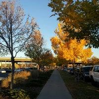 Foto tirada no(a) RTD - Auraria West Campus Light Rail Station por Patrick K. em 10/16/2012