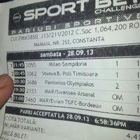sport bet challenge 200