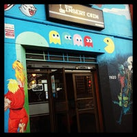 9/25/2013 tarihinde Constanza C.ziyaretçi tarafından Insert Coin Bar'de çekilen fotoğraf