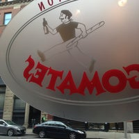 5/14/2013にBrian K.がLes Zygomates Wine Bar Bistroで撮った写真