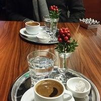 12/16/2014 tarihinde Rosemary Cafe & Restaurant Bar Y.ziyaretçi tarafından Tıkırtı Cafe Restaurant'de çekilen fotoğraf