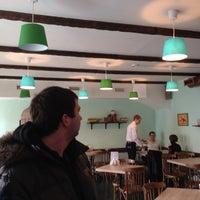 """Das Foto wurde bei Кафе """"Бистро"""" von Artem N. am 3/21/2014 aufgenommen"""
