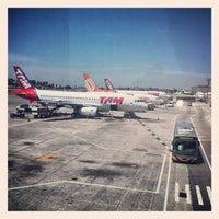 Foto diambil di Aeroporto de São Paulo / Congonhas (CGH) oleh fabio v. pada 9/21/2013
