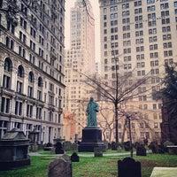 Foto tirada no(a) Trinity Church por Seth W. em 12/2/2012