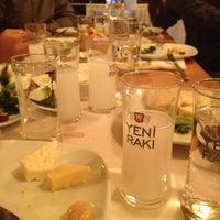 Foto tomada en Sıdıka Meze Restoranı por Meltem A. el 12/4/2012
