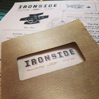 Foto tomada en Ironside Fish & Oyster por @DowntownRob M. el 6/5/2014