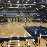 Siebens Fieldhouse Buena Vista University College Basketball Court
