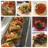 Foto tirada no(a) Keizo Teppan Sushi Bar por Tannia H. em 5/10/2014