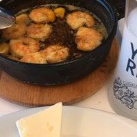 Foto scattata a Hanımeli Balık Restaurant da _C_IGDE_M_ il 12/9/2017