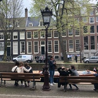 Bankje The Fault In Our Stars.The Fault In Our Stars Bench Grachtengordel West Leidsegracht 4