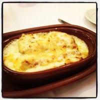 Снимок сделан в Spaghetti Notte пользователем Andrigo C. 11/28/2012