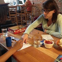 6/20/2013 tarihinde JP R.ziyaretçi tarafından Denver Bicycle Cafe'de çekilen fotoğraf