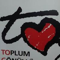 Снимок сделан в TOG Toplum Gönüllüleri Vakfı пользователем İpek K. 4/2/2014