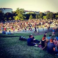 Снимок сделан в Görlitzer Park пользователем Helena 6/22/2013