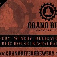 Foto tomada en Grand River Brewery por Grand River Brewery el 2/19/2014