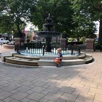 LaGrange Village Hall Fountain - 3 tips