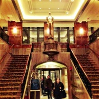 Photo taken at Hotel Phillips, Curio Collection by Hilton by Lindsy B. on 2/21/2013