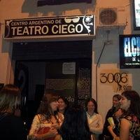 รูปภาพถ่ายที่ Centro Argentino de Teatro Ciego โดย Melina P. เมื่อ 12/1/2012