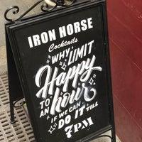 7/27/2018에 Bill C.님이 Iron Horse Coffee Bar에서 찍은 사진