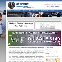 Photo prise au Mr. Speedy Plumbing & Rooter Inc. par Mr. Speedy Plumbing & Rooter Inc. le2/21/2014