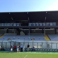 Foto scattata a Städtisches Stadion an der Grünwalder Straße da Markus S. L. il 7/17/2013