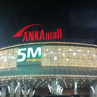 Снимок сделан в ANKAmall пользователем Atilla E. 1/29/2013