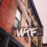 1/13/2013にAleks I.がWTF Coffee Labで撮った写真