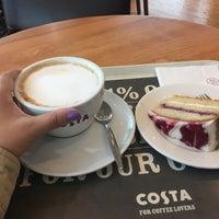 Costa Coffee Coffee Shop In Belfast