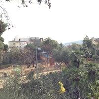 Foto tomada en Parc de Monterols por Israel S. el 12/21/2012