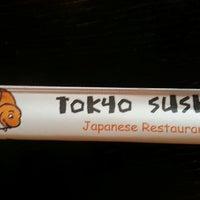 รูปภาพถ่ายที่ Tokyo Sushi โดย Michael V. เมื่อ 6/28/2013