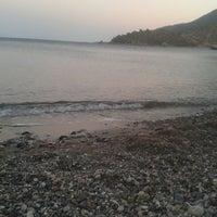 7/1/2014 tarihinde Duygu E.ziyaretçi tarafından Mandalya Beach & Restaurant'de çekilen fotoğraf